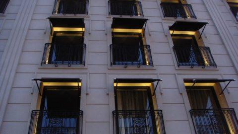 Hotel Sainte Jeanne Kohen iluminacion