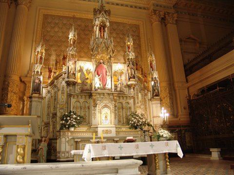 Iglesia Iluminacion church